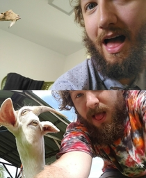 Found my clone in a Panoramas gone wrong Imgur post Im on top Who is he