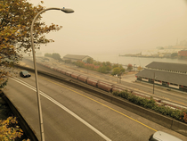Found the Silent Hill loading boundary in Tacoma