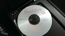 Found this in a rental car Did he really make  other CDs before this one