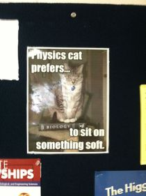 Found this on the announcements board of my colleges physics department