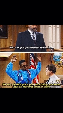 Fresh Prince stays relevant