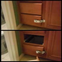 Friend posted this full in comments Ill never forget the time that my mom installed this lock in one of her bathroom drawers when I was a kid
