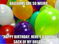Friend said this to me Really deflated my feelings about birthdays