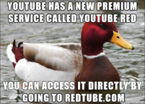 Friendly advice for all you youtubers out there