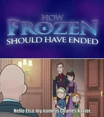 Frozen  could be great