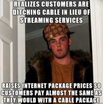 Fuck every cable providerISP that does this