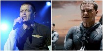 General Zod looks just like the singer from Three Doors Down Kryptonite who sings about Superman Coincidence