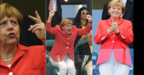 Germany won Merkel approves