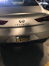 Get a car that matches your plate