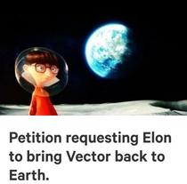 Get your petitions ready boys