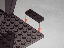 Get your shit together Lego