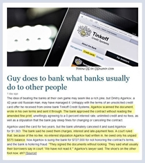 getting back at the banks x-post rjusticeporn