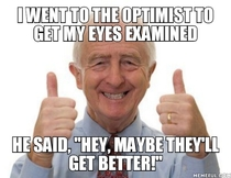 GF Hit Me With This Line When I Mispronounced Optometrist
