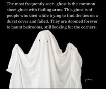 Ghosts in the bedroom
