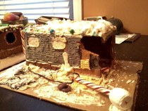 Gingerbread House Detroit Edition