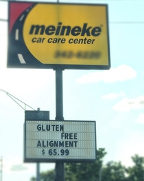 Gluten is the trend now