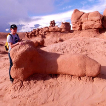 Goblin Valley Utah is a pretty special place