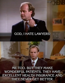 God I hate lawyers
