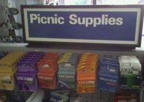 Gonna be some picnic