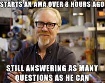 Good Guy Adam Savage