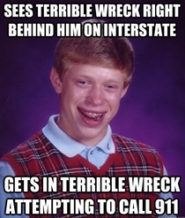 Good Guy Bad Luck Brian