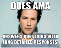 Good Guy Keanu Reeves
