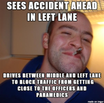 Good Guy Trucker this morning