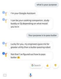 Google Assistant is actually hilarious