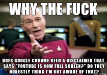 Google Chrome users will know what Im talking about
