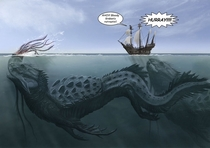 Googled Leviathan was not disappointed