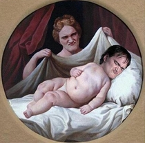 Googled Quentin Tarantino childhood Was not disappointed