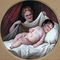 Googled Quentin Tarantino childhoodwas not disappointed
