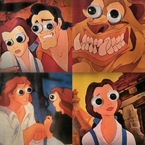 Googly Eyes Sure Do Amplify Character Expressions