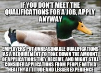Got this advice from an actual employer and its been really helpful