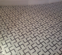 Grandmas kitchen tiles