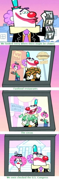 Great line from The Fairly Odd Parents