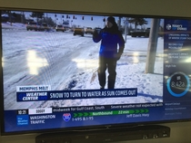 Great reporting Weather Channel I had no idea thats how it worked