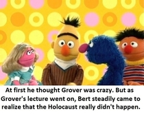 Grover is very convincing