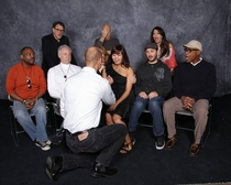 Guy proposes to girlfriend in front of the entire Star Trek cast gets real Picard facepalm