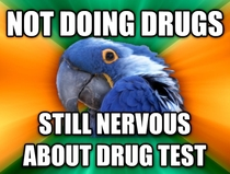 Had to get drug tested for a new job