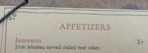 Hands down the best appetizer on the menu