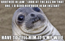 Hanging out with my friend and his brother in law whom Ive never met