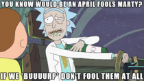 Happy April Fools