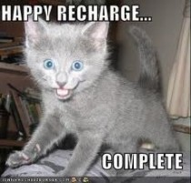 Happy recharge