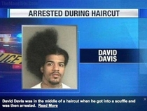he wanted the barber to stop but the barber could not sacrifice his professional integrity