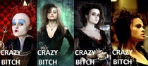 Helena Bonham Carter shows incredible acting range