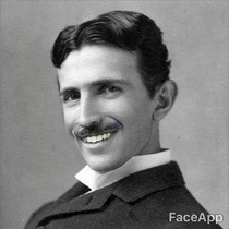 Hey girl you must be alternating current because you sure get my motor running - Nikola Tesla
