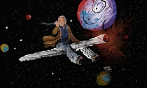 Hey man Im Tommy Chong and this is my guide to the galaxy