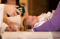 High energy baptism