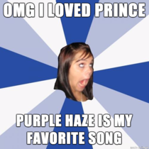 High schoolers are sad about Prince